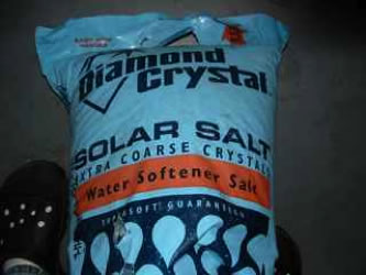 Figure 1: Rock Salt Bag